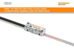 Installation guide:  TONiC™ Functional Safety T303x RTLC20-S linear encoder system