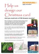 Poster:  Renishaw Christmas card poster 2012