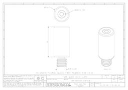 Technical drawing: N-R-M-13-8