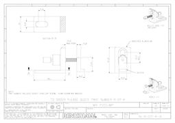Technical drawing:  N-R-CP-4-A