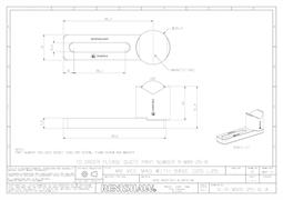 Technical drawing: N-R-MVB-25-6