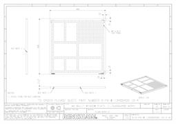 Technical Drawing: R-PV-W-13400400-10-4