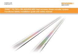 Installation guide:  TONiC™ Functional Safety T301x RSLM20 / RELM20 linear encoder system