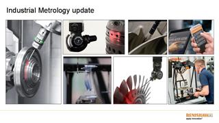 Presentation:  Investor Day 2019 - Industrial Metrology update