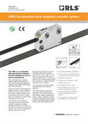 Data sheet: LM15 linear magnetic encoder system