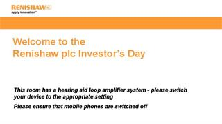Presentation:  Investor Day 2014 - Corporate overviews and Interim Management Statement