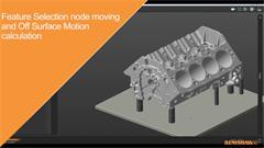 Exhibition video:  MODUS 2 software _Feature selection node moving OSM