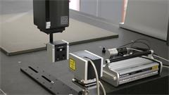 Exhibition video:  XM-600 multi-axis calibrator