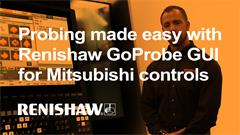 GoProbe for Mitsubishi M80 and M800 controls