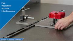 R&R Fixtures - Introducing the QuickLoad™ rail system
