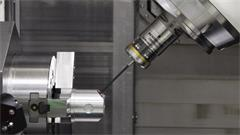 Exhibition video:  High-accuracy machine tool probing systems with RENGAGE technology