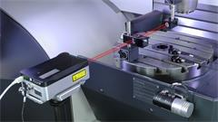 Exhibition video: XL-80 laser measurement system