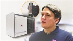 3DHISTECH integrates encoder technology into its pathology scanner