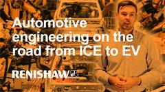 Automotive engineering on the road from ICE to EV