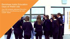 Renishaw holds Education Days at Welsh site