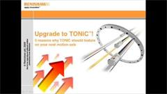 Exhibition video:  Video: 5 reasons to upgrade to the TONiC incremental encoder