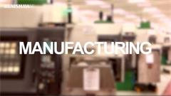 Manufacturing and Assembly at Renishaw plc