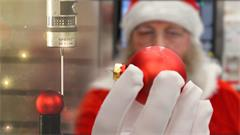 Adaptive machining with SPRINT™ technology ensures quality for Santa Claus
